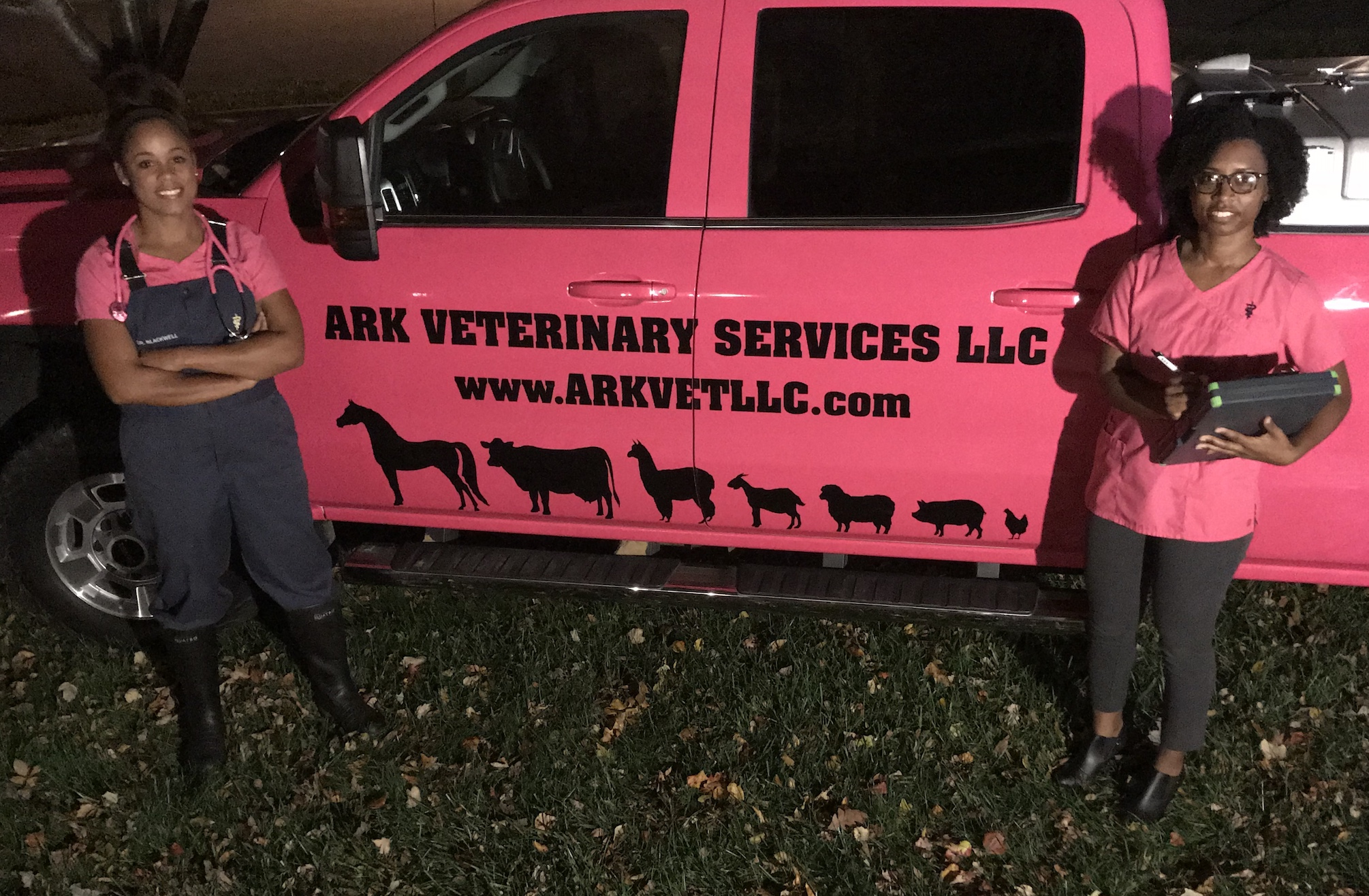Customer Spotlight:  Ark Veterinary Services